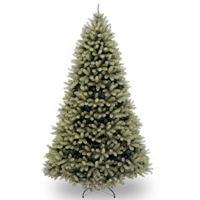 "National Tree Company National Tree 7 .5' ""Feel Real"" Downswept Douglas Fir Hinged Tree"