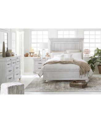 Quincy Bedroom Furniture, 3-Pc. Set (Queen Bed, Nightstand & Dresser), Created for Macy's