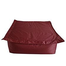 Acessentials Outdoor Bean Bag Ottoman