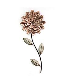 Stratton Home Decor Romantic Flower Stem Wall Decor