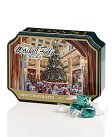 Frango Chocolates, 14 oz. Marshall Field's Collectible Tin