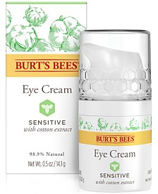 Burt's Bees Sensitive Eye Cream