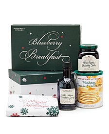 Stonewall Kitchen Blueberry Breakfast Set