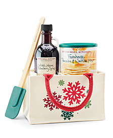 Stonewall Kitchen Blueberry Mini Tote Gift