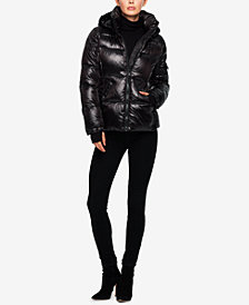 S13 Gloss Kylie Down Puffer Coat