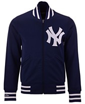 6964213f687 Mitchell   Ness Men s New York Yankees Authentic Full-Zip BP Jacket