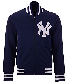 Mitchell & Ness Men's New York Yankees Authentic Full-Zip BP Jacket