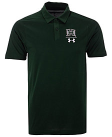 Under Armour Men's Hawaii Warriors Pinnacle Polo