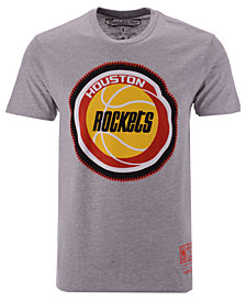 Mitchell & Ness Men's Houston Rockets Zigzag T-Shirt
