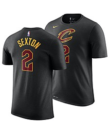 Men's Collin Sexton Cleveland Cavaliers Statement Player T-Shirt