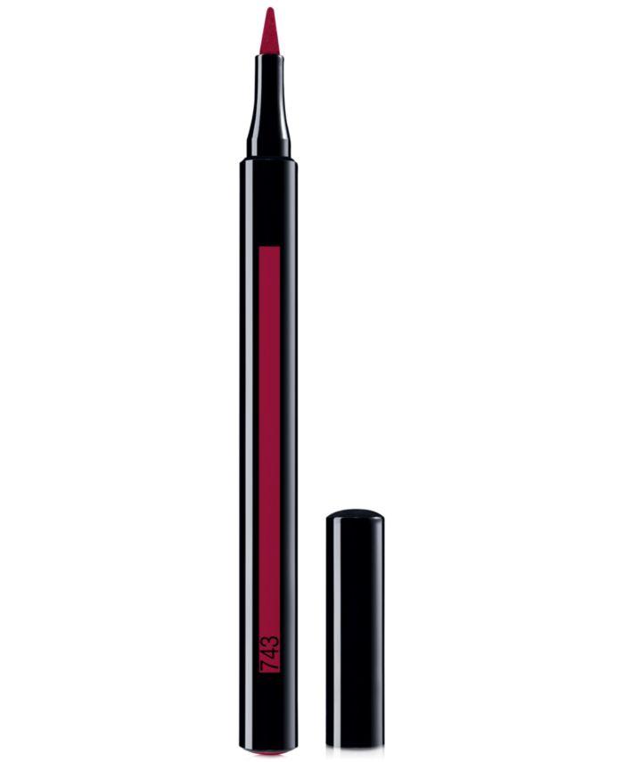 Dior Rouge Dior Ink Lip Liner & Reviews - Makeup - Beauty - Macy's