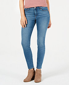 Style & Co Tummy-Control Skinny Jeans, Created for Macy's