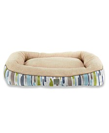 Comfy Pooch Dog Bolster Bed Pillow Bottom