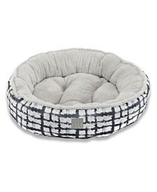 Comfy Pooch Dog Round Bolster Bed