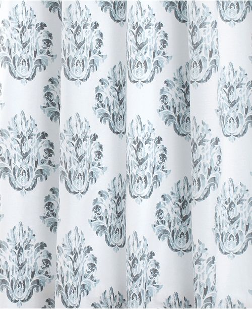 Home Dynamix Nicole Miller Tabitha Printed Spring Shower Curtains