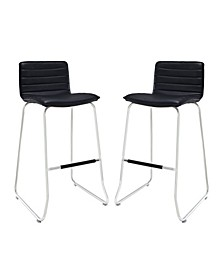 Dive Bar Stool Set of 2