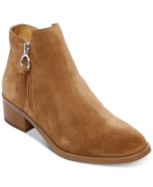 55847230d933 Steve Madden Women's Dacey Ankle Booties & Reviews - Boots - Shoes ...