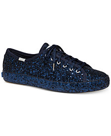 Keds for kate spade new york Kickstart Lace-Up Sneakers