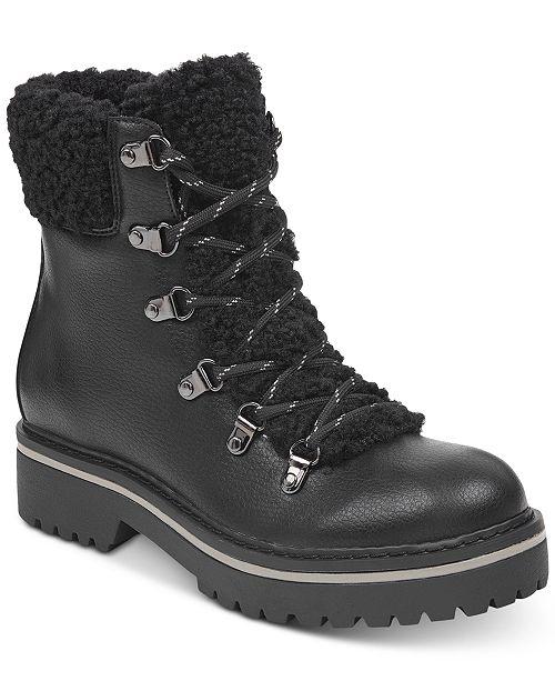 0d63c060b6e66e Tommy Hilfiger Women s Ron Lace-Up Winter Boots   Reviews ...