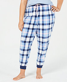 Jenni Plus Size Pajama Pants, Created for Macy's