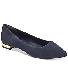 Rockport Women's Total Motion Adelyn Pointed-Toe Flats