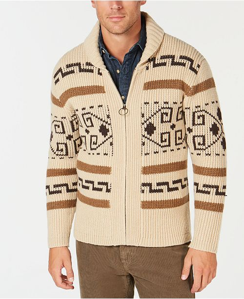 "Pendleton Men's ""The Dude"" Original Westerly Cardigan"