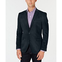 Deals on Unlisted Kenneth Cole Mens Slim-Fit Corduroy Sport Coat