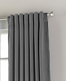 "Miles Back 52"" X 84"" Tab Top Curtain Panel"