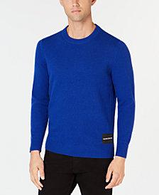 Calvin Klein Jeans Men's Wool Sweater