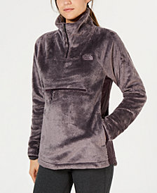 The North Face Osito Hybrid Fleece Quarter-Zip Jacket