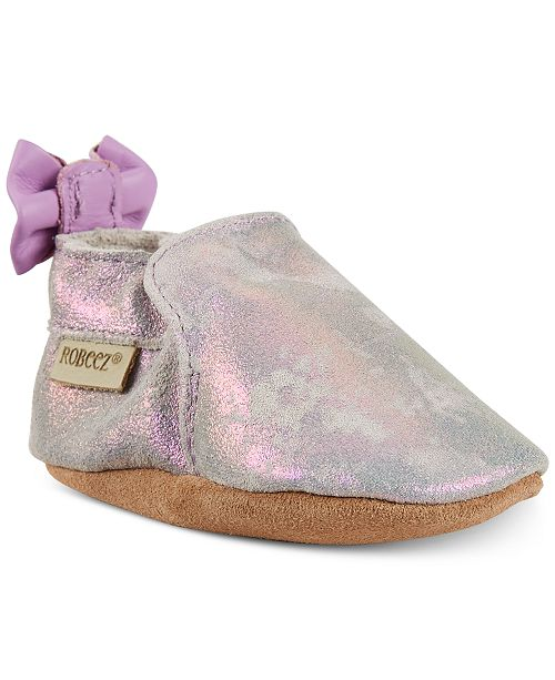 34363574ade Robeez Baby Girls Pretty Pearl Shoes   Reviews - Kids  Shoes - Kids ...