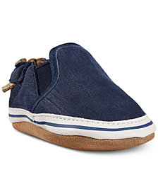 Robeez Baby Boys Liam Basic Shoes