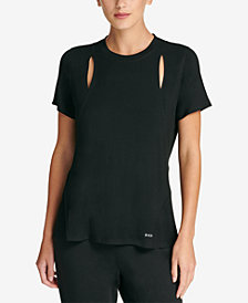 DKNY Sport Cut-Out T-Shirt