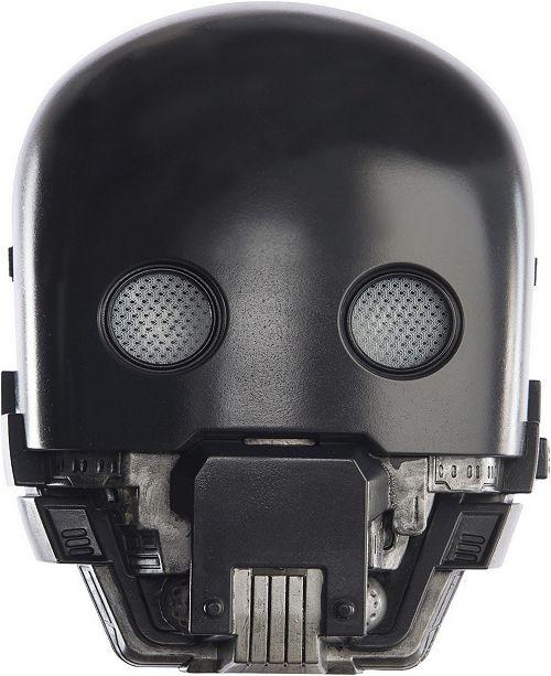 BuySeasons Star Wars K-2So Little and Big Boys Mask
