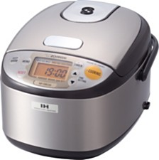 Zojirushi Induction Heating System Micom® 3-cup Cooker & Warmer