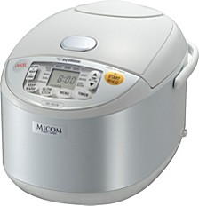 Umami® 10-cup Micom® Rice cooker & Warmer Pearl White