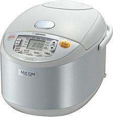 Zojirushi Umami® 10-cup Micom® Rice cooker & Warmer Pearl White