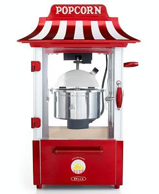 Bella 13566 Theatre Popcorn Maker