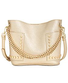 Steve Madden Raya Chain Bucket Bag