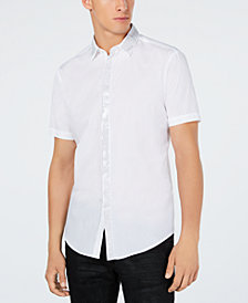 INC Men's Sateen Shirt, Created for Macy's