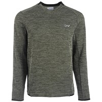 Attack Life by Greg Norman Mens Herringbone Double Zip Sweater Deals