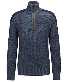 BOSS Men's Knitted Sweater