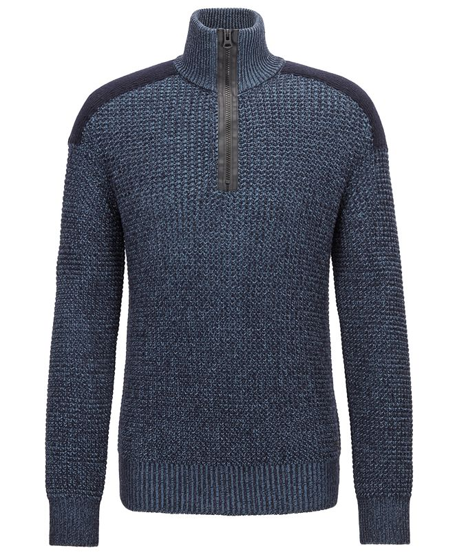 Hugo Boss BOSS Men's Knitted Sweater