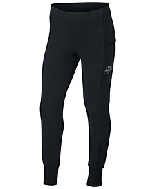 Nike Big Girls Sportswear My Nike Fleece Pants
