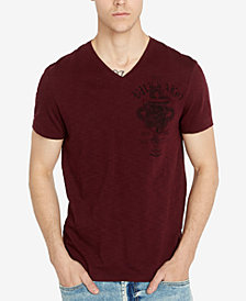 Buffalo David Bitton Men's Tirosso Graphic T-Shirt