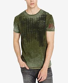 Buffalo David Bitton Men's Tombo Graphic T-Shirt