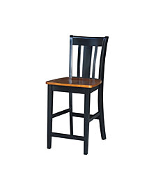 "San Remo Counterheight Stool - 24"" Seat Height"