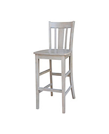 "San Remo Barheight Stool - 30"" Seat Height"