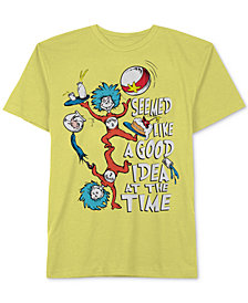 Jem Toddler Boys Good Idea Graphic Cotton T-Shirt