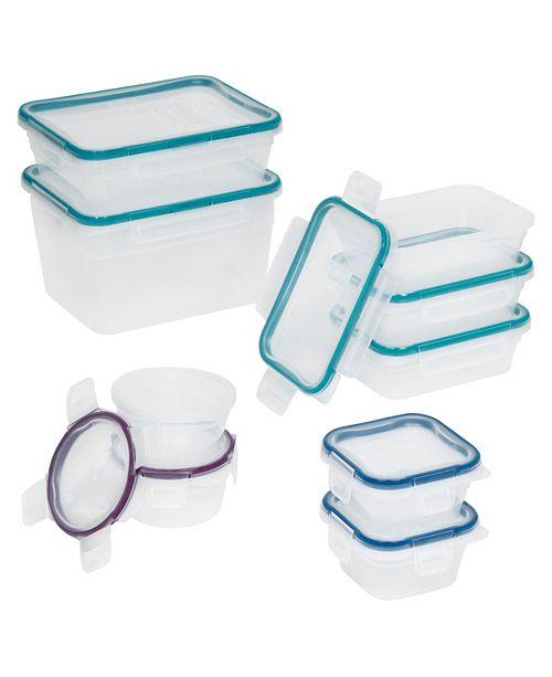 Snapware Total Solutions 18-Pc. Food Storage Set
